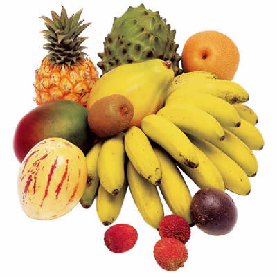 Exotic Fruits & Vegetables - Fine Fruits Catering Supplies
