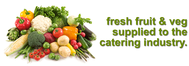 Fresh Fruit & Veg Delivered to the Catering Trade
